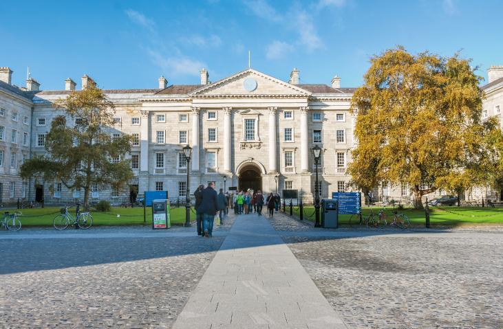 Trinity College - Dublín